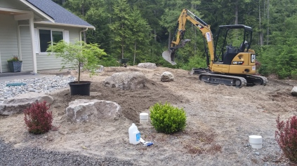 Excavation, bulldozing and demolition services