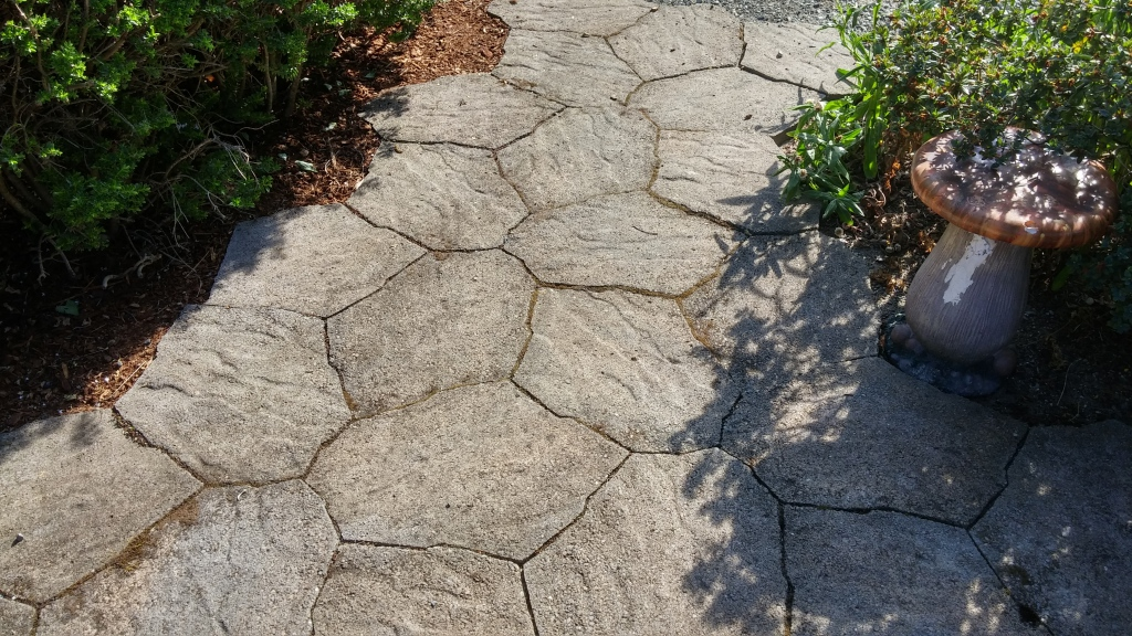 Rock Pathways Prepossessing Stone Pathways Patios Pavers  Levy's Lawns & Landscaping . Decorating Design